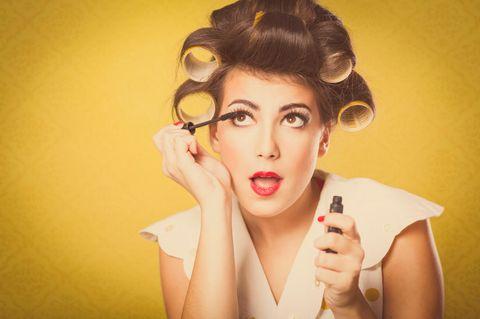 Braune Mascara: Deswegen ist sie viel besser als die schwarze!