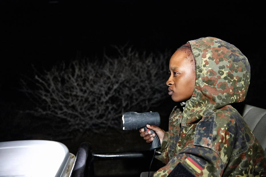 """""""Black Mambas"""": Frauen gegen Wilderer"""