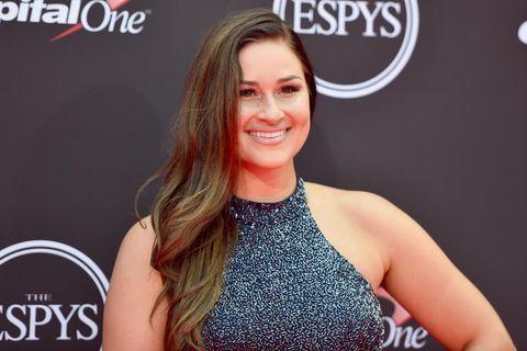 Lauren Chamberlain: Profi-Sportlerin zeigt sich nackt in der Body Issue- wow!