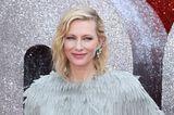 Frisuren, die jünger machen: Cate Blanchett mit Beach Waves