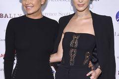 Frisuren, die jünger machen: Yolanda Hadid mit Pixie Cut