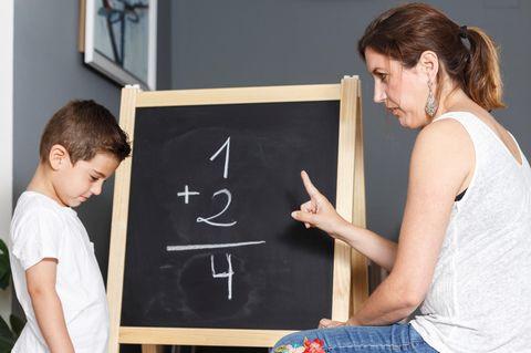 Dyskalkulie: Wenn die Mathe-Hausaufgaben zum Familiendrama werden