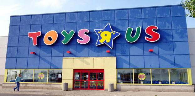USA: Toys'R'Us'Filiale