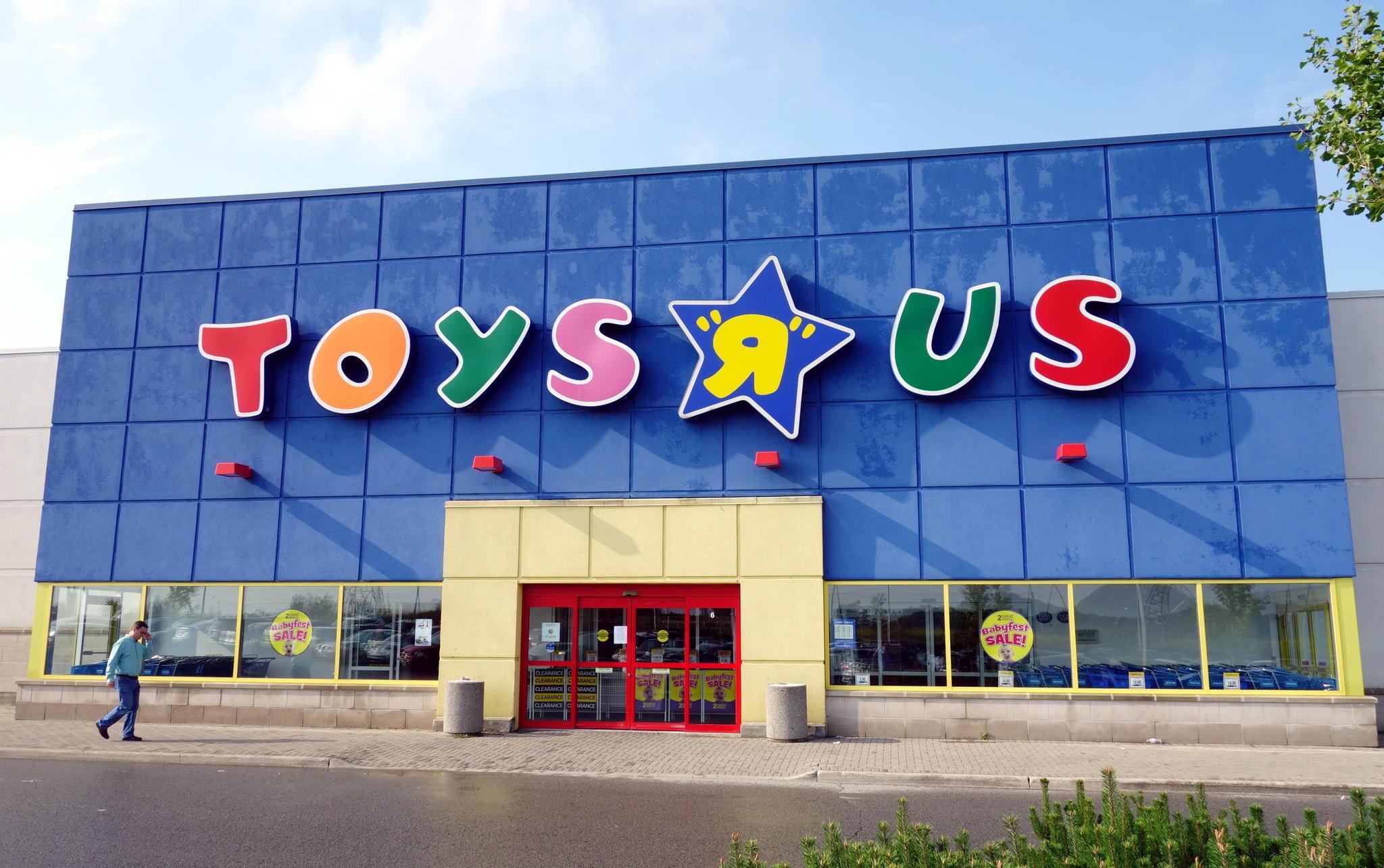 Großkunde kauft komplette Toys\'R\'Us-Filiale leer – und der Grund ...