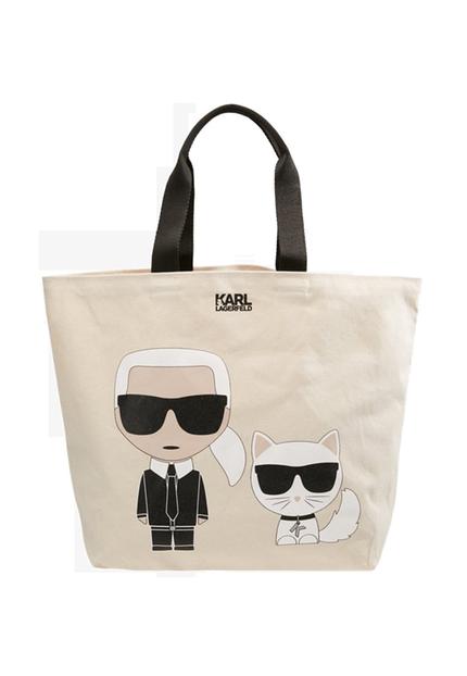 Karl Lagerfeld Ikonik Shopping bag