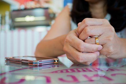 Der häufigste Scheidungsgrund bei Frauen