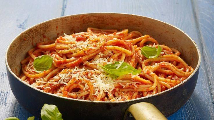 Perfekte Pasta:Italienerin verrät jetzt ihr Soßen-Geheimrezept