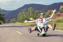 Acht Dinge, die Mütter nur zu Kleinkindern – und ihren  Männern sagen