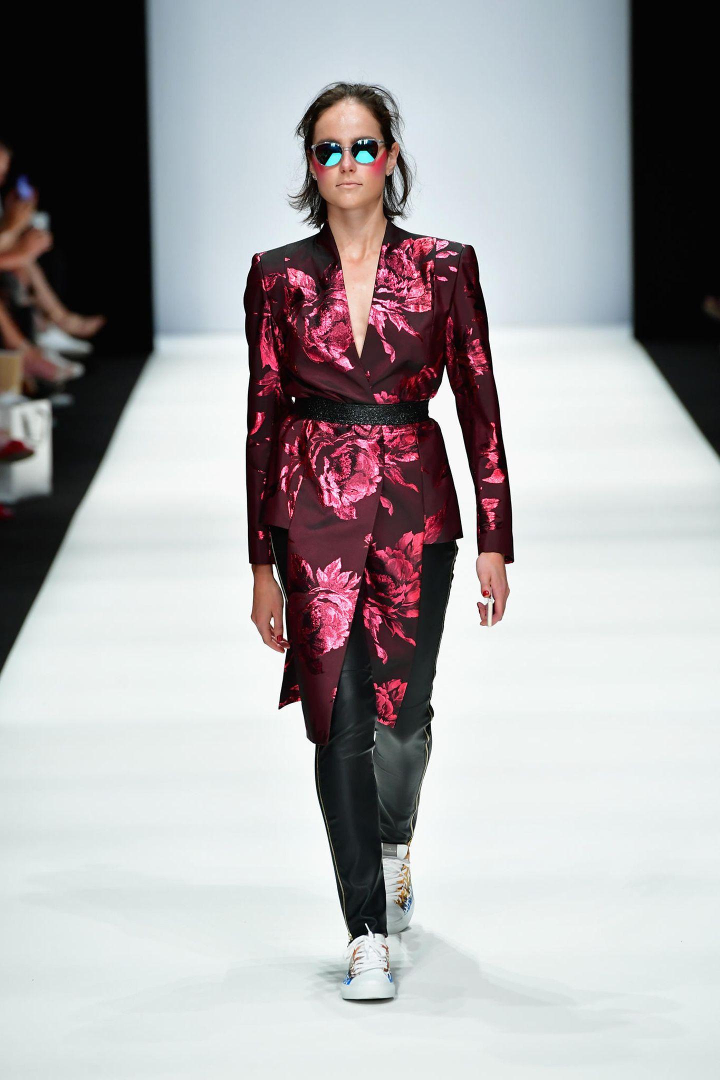 Berlin Fashion Week: Irene Luft