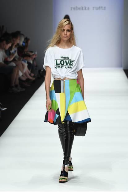 Berlin Fashion Week: Rebekka Ruetz