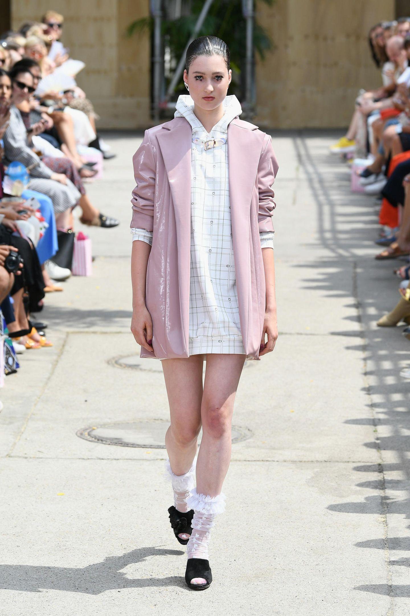 Berlin Fashion Week: Marina Hoermanseder
