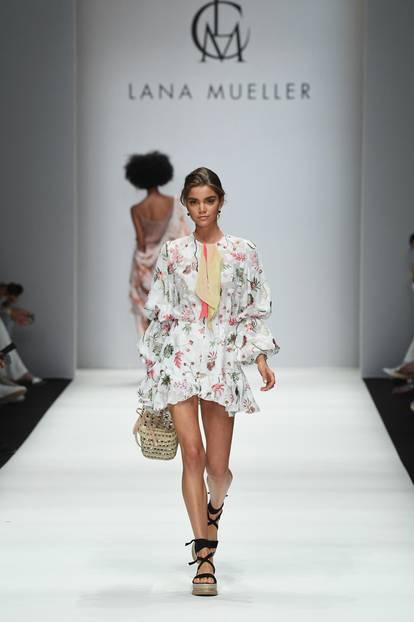 Berlin Fashion Week: Lana Mueller