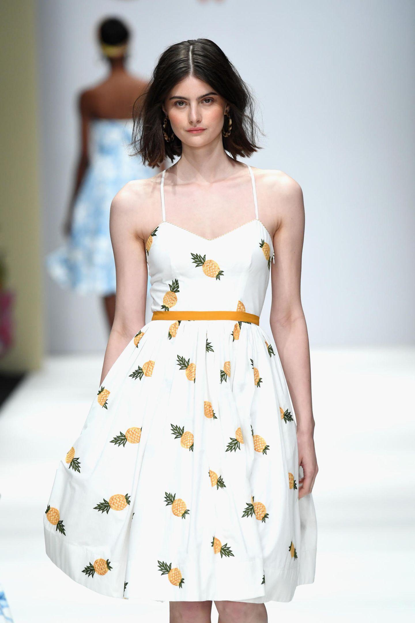 Berlin Fashion Week: Lena Hoschek