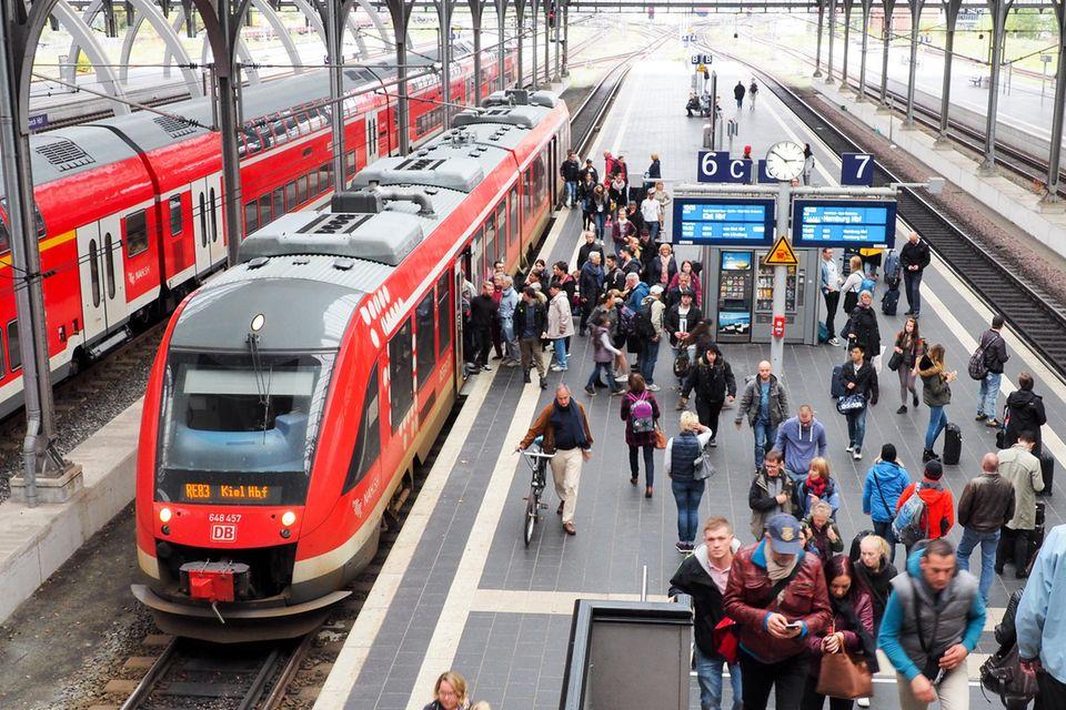 Ich fahre täglich zwei Stunden Bahn - und das nervt an den Mitreisenden am meisten