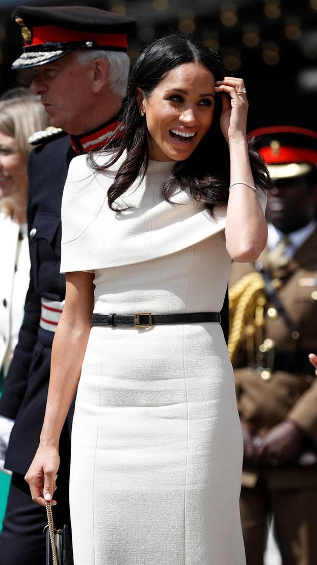 Herzogin Meghan: So viel Geld hat sie für ihre Outfits ausgegeben ...