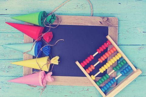 Schultüte Inhalt: Ideen zum Befüllen der Tüte