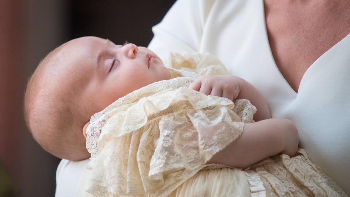 Prinz Louis Die Schönsten Bilder Der Royalen Taufe