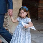 Prinzessin Charlotte an Williams Hand