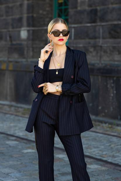 Streetstyles der Berliner Fashion Week: Caro Daur