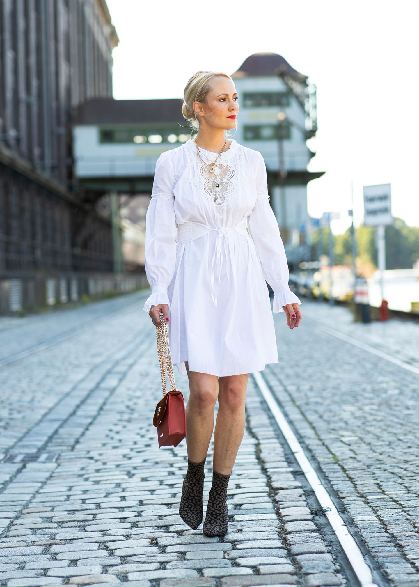 Streetstyles der Berliner Fashion Week: Kathrin Gelinsky