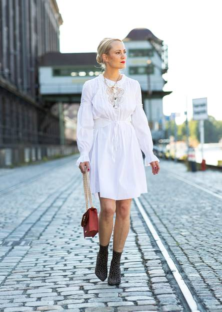 Streetstyles der Berliner Fashion Week: Kathrin Gelinsky
