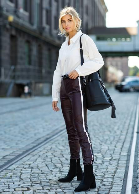 Streetstyles der Berliner Fashion Week: Xenia Adonts