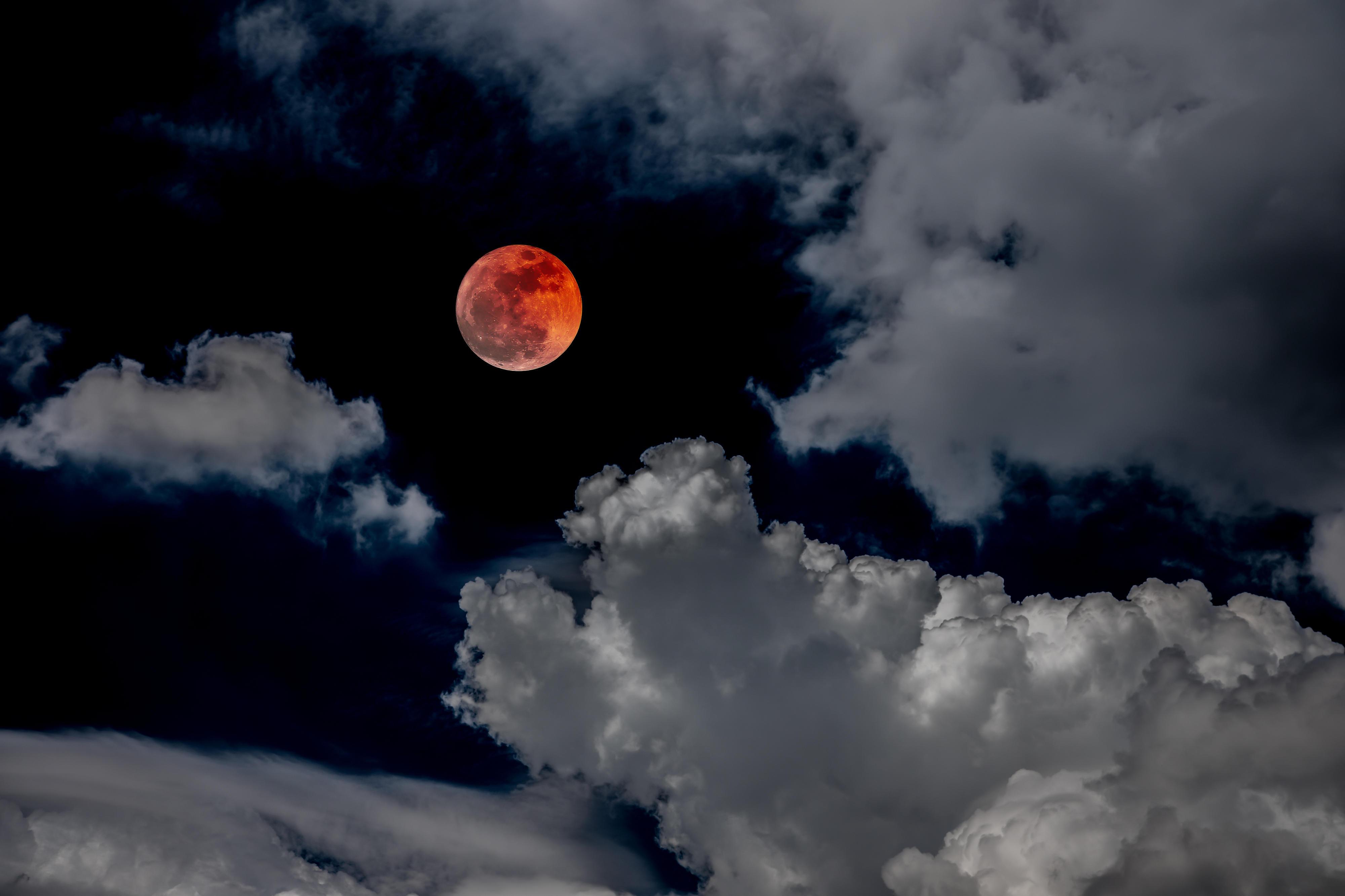 Mond Englisch