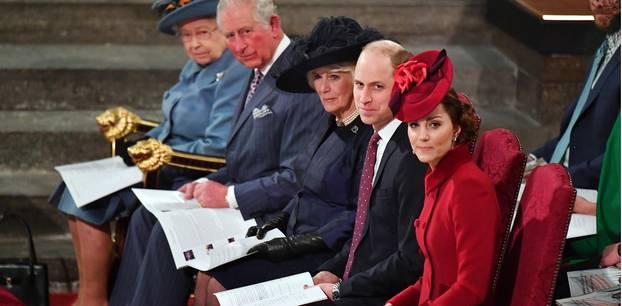 Tabu-Wörter für Royals: Kate, Meghan, William und Harry