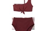 Bauch-Weg-Bikinis: One-Shoulder Bikini von H&M