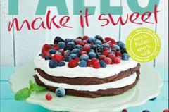 Paleo backen: Cover von Make it Sweet