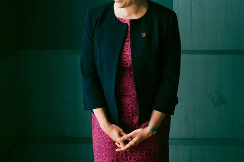 Franziska Giffey: Porträt von Franziska Giffey