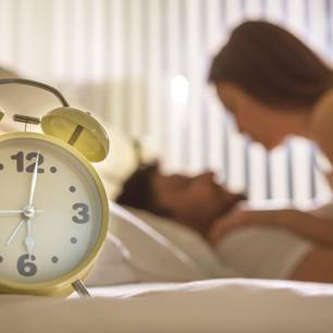 So lange dauert guter Sex