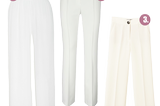 Meghan Markle Wimbledon-Look: Weiße Palazzo Hose