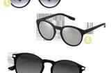 Meghan Markle Wimbledon-Look: Runde Sonnenbrille