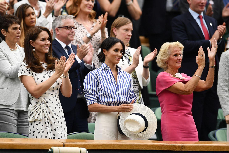 Meghan Markle beim Wimbledon-FInale