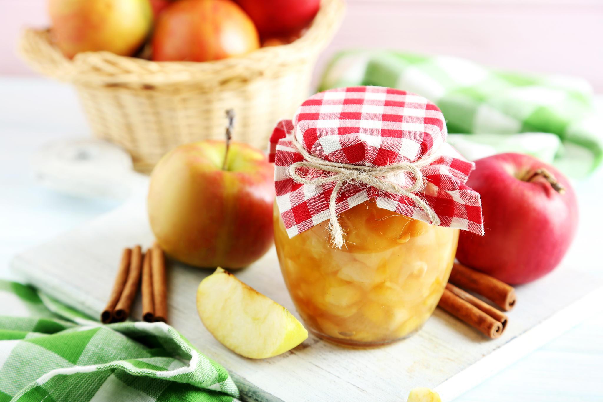 Äpfel einkochen: So einfach funktioniert\'s | BRIGITTE.de