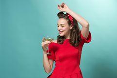 Als Diäten noch Spaß machten, trank man Wein zum Abnehmen