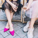 Beauty Secco: Frauen mit Prosecco