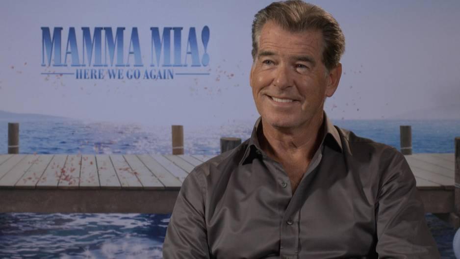 """Pierce Brosnan über 'Mamma Mia 2': """"Es war eine Erniedrigung"""""""