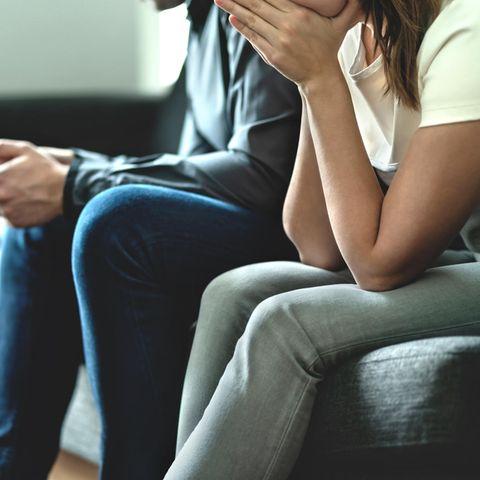 Beziehung-Untreue