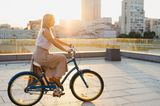 Sport nebenbei: Mit dem Fahrrad zur Arbeit fahren