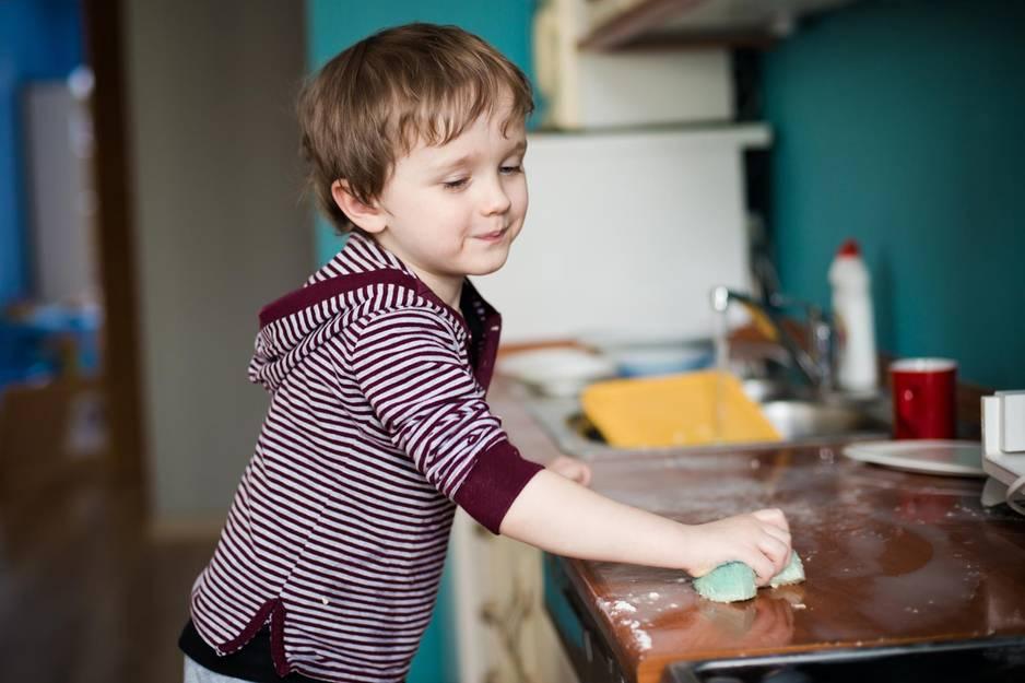 Mit diesem Trick helfen eure Kids im Haushalt – dauerhaft! 👍
