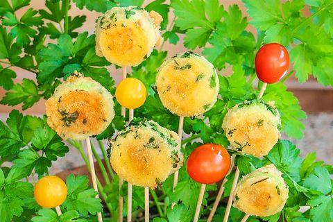 Zucchini-Lollipop