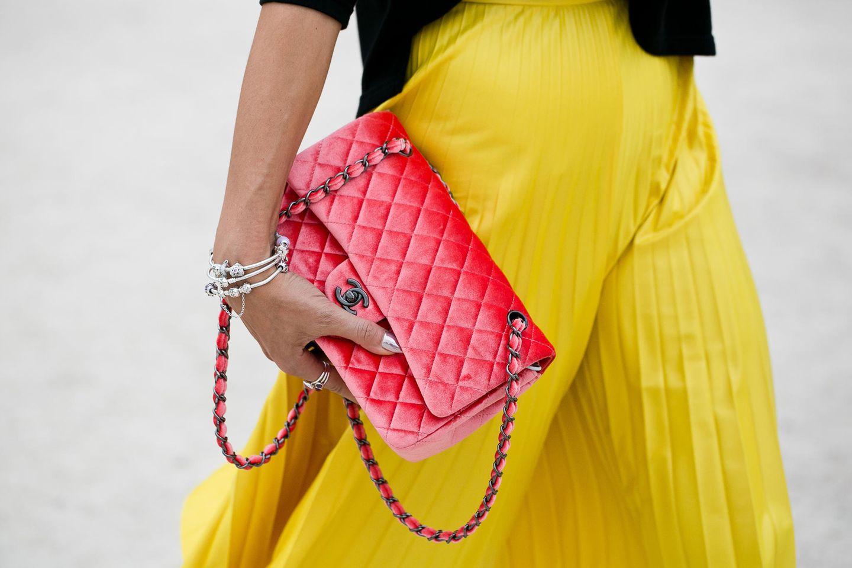 Designersachen günstig kaufen: Chanel-Handtasche