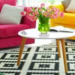 Wohnen mit Farbe: Die schönsten Einrichtungsideen