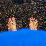 Hitzetipps der Redaktion: Füße im Wasser