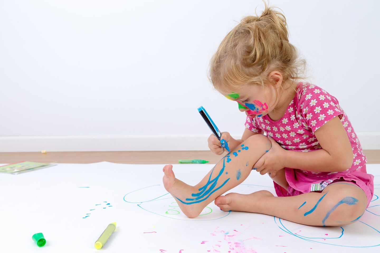 Giftige Stifte können Kindern schaden