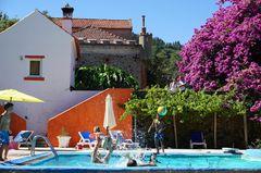 Single mit Kind: Urlaubstipp Algarve Pool