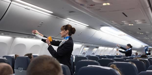 Tod im Flugzeug