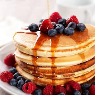 Brunch-Rezepte: Pancakes
